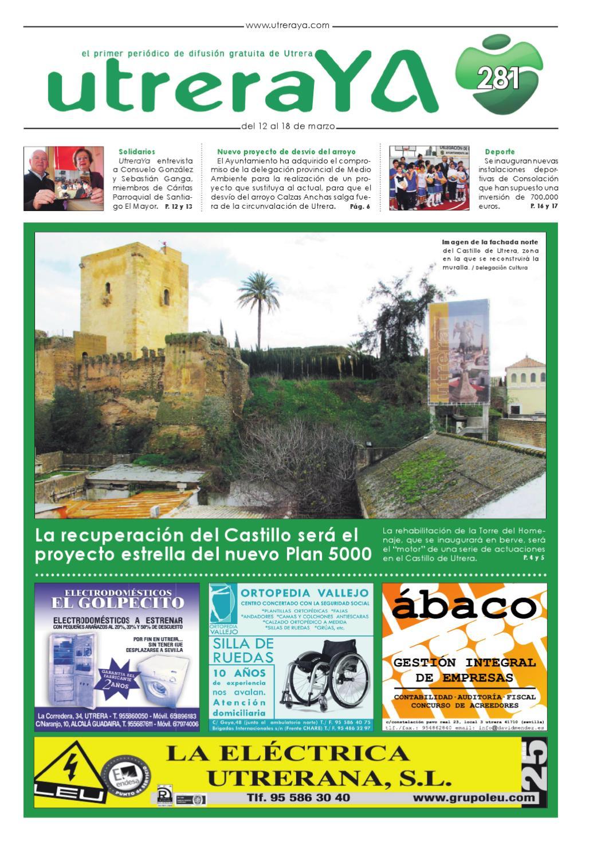 UtreraYa 281 by Redaccion de UtreraYa! - issuu 38c51e22601b