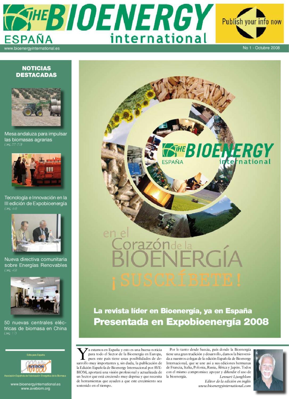 Bioenery International edicion Español nº1 by AVEBIOM - issuu ff5fe53b45a0