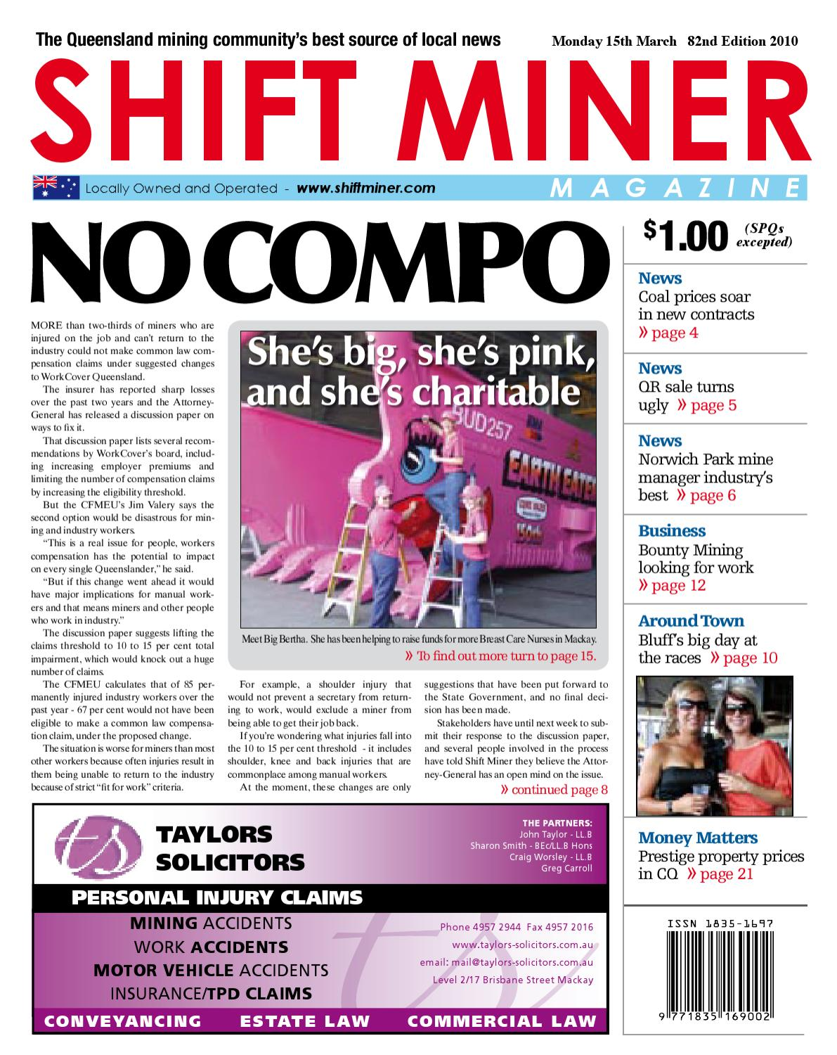 Shift Miner Magazine_SM82 by Shift Miner - issuu