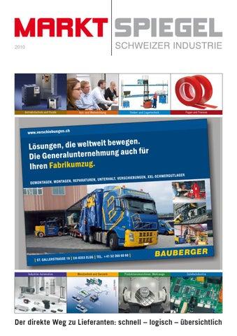 Technica Marktspiegel 2010 by Technica - issuu
