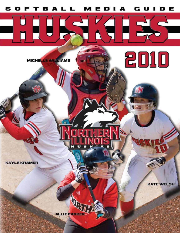 2010 NIU Softball Media Guide