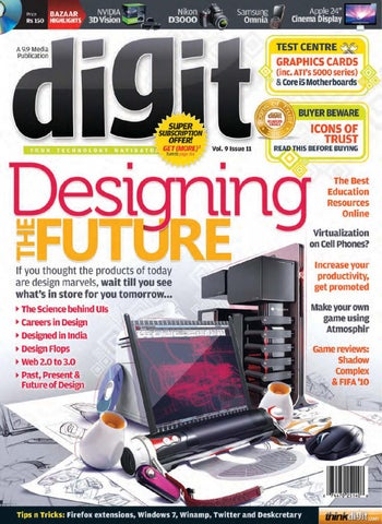 0295cc3e273 Digit November 2009 Edition by 9.9 Media - issuu
