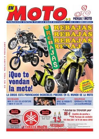 cc5e7f05cb2 En Moto 31 by En Moto Tu revista gratuita de motociclismo - issuu