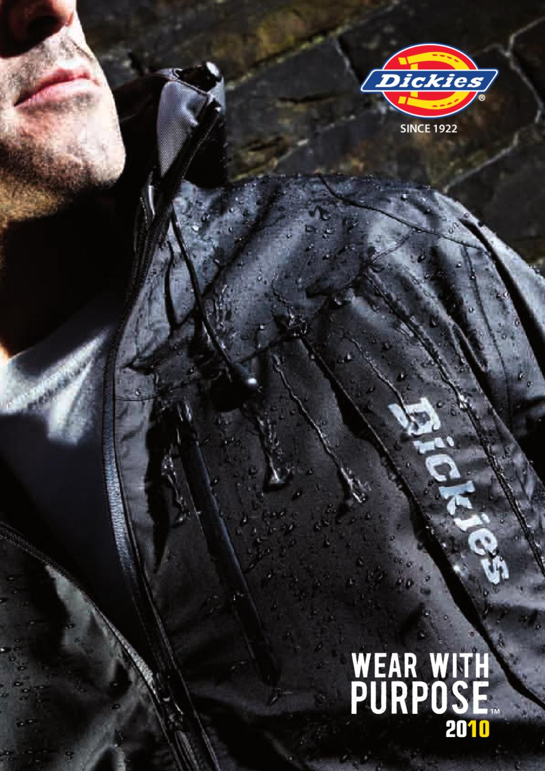 Dickies unlined leather work gloves gl0300 - Dickies Katalog Delovnih Oblacil By Nimbus Advertising Agency Issuu