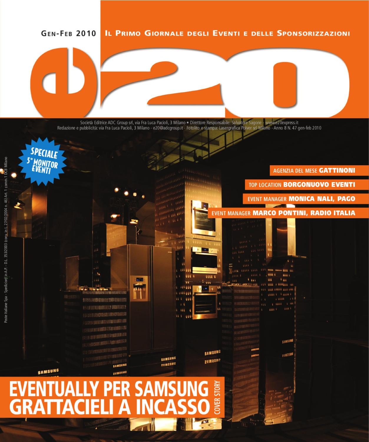 E20 Gen Feb 2010 By ADC Group Issuu