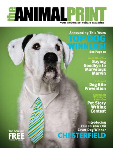 Top Dog Pet Show 2010 Issue By Animalprint Issuu