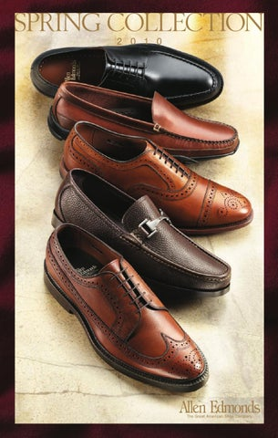 96e57277925 2010 Allen Edmonds Spring Catalog by Allen Edmonds Shoe Corporation ...