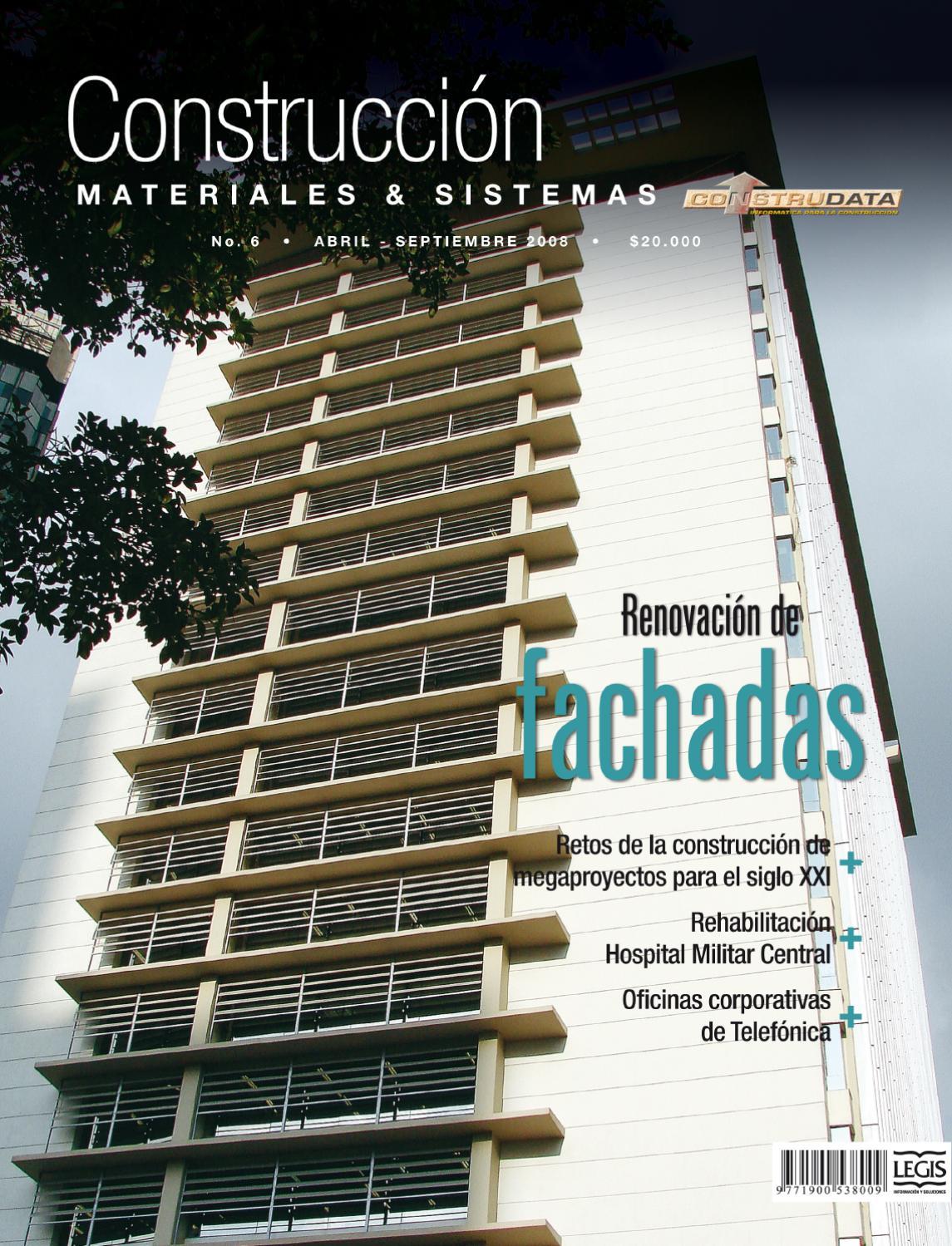 Revista Construcción Metálica Ed. 6 by Legis SA - issuu