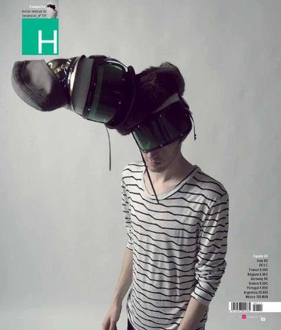 reputable site ec1e0 dbcde H magazine  revista mensual de tendencias nº 111