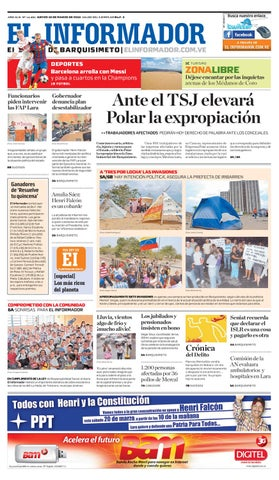 381831b5c62f El Informador impreso 2010.03.18 by El Informador - Diario online ...