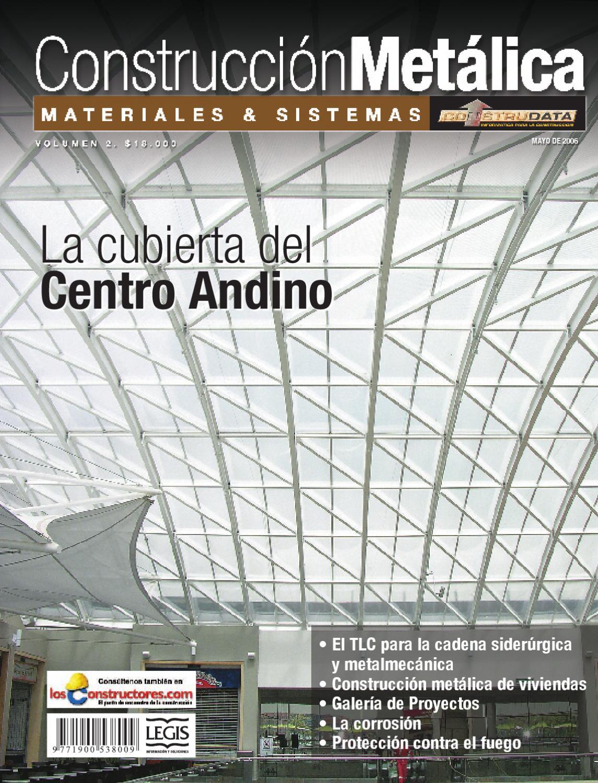 Revista Construcción Metálica Ed. 2 by Legis SA - issuu