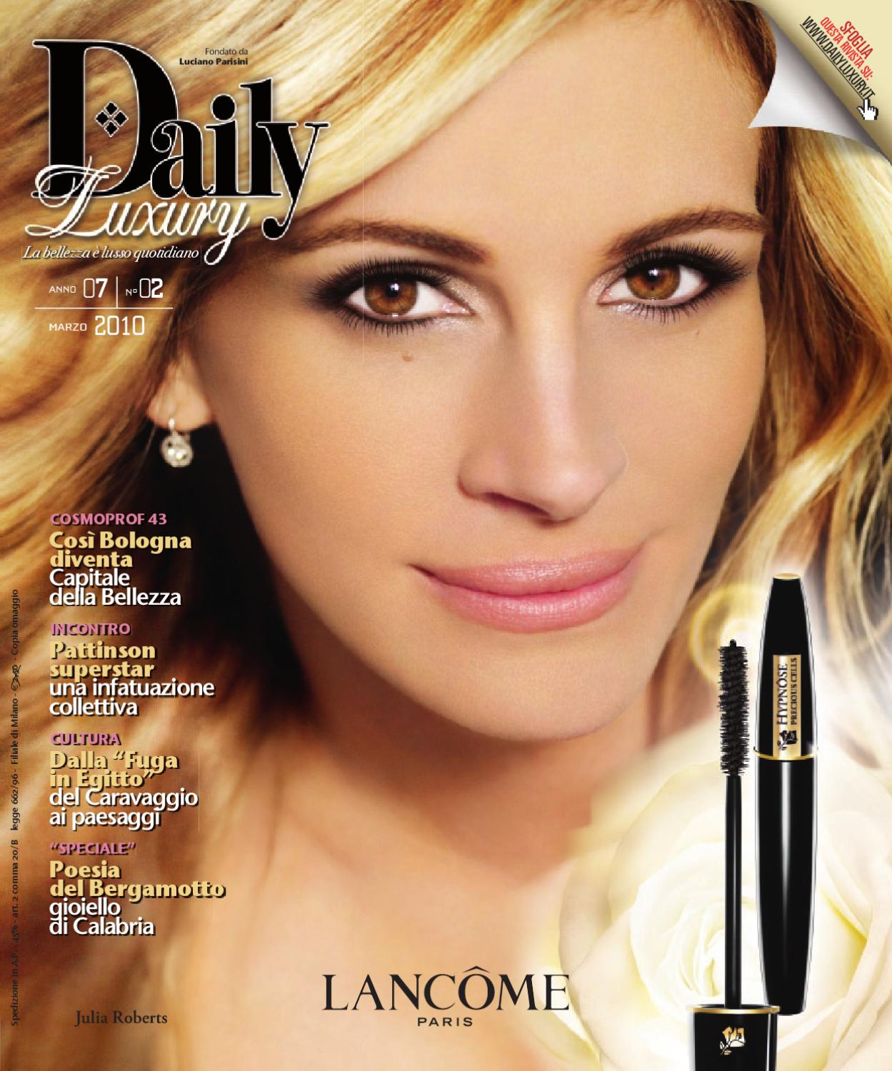 DAILY LUXURY • n.2 marzo 2010 by DAILY LUXURY - issuu 4916bec354b