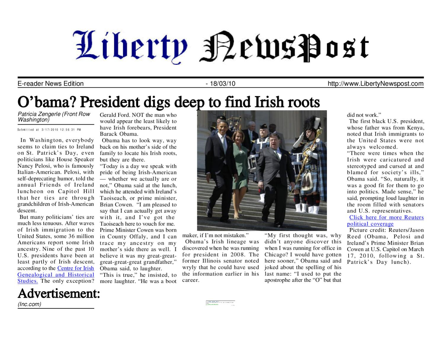 Liberty newspost mar 18 10 by liberty newspost issuu fandeluxe Gallery