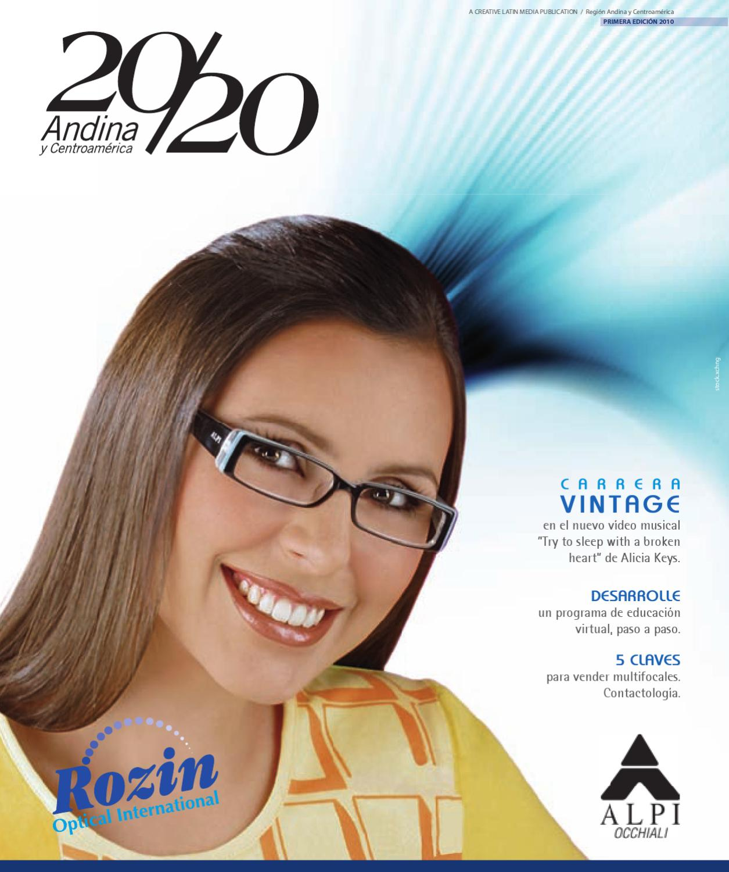 2640c8bcfe 20/20 Profesional Andina. Primera Edición 2010 by Creative Latin Media LLC  - issuu