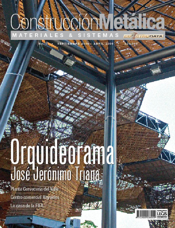 Revista Construcción Metálica Ed. 7 by Legis SA - issuu