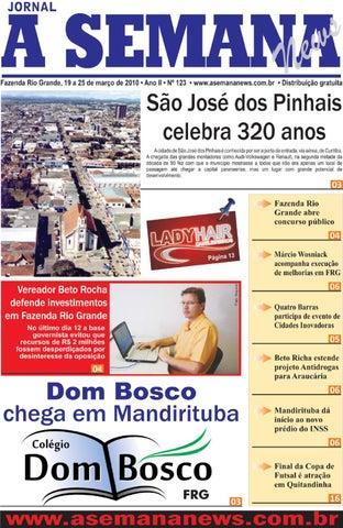 Edição 123 by asemana news - issuu 42db67010b9c0