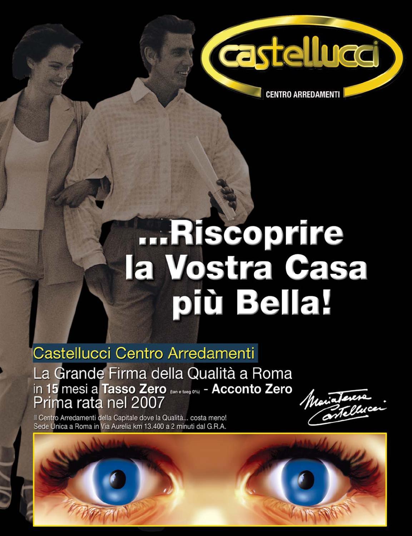Catalogo castellucci versione 1 by castellucci maria for Castellucci arredamenti roma