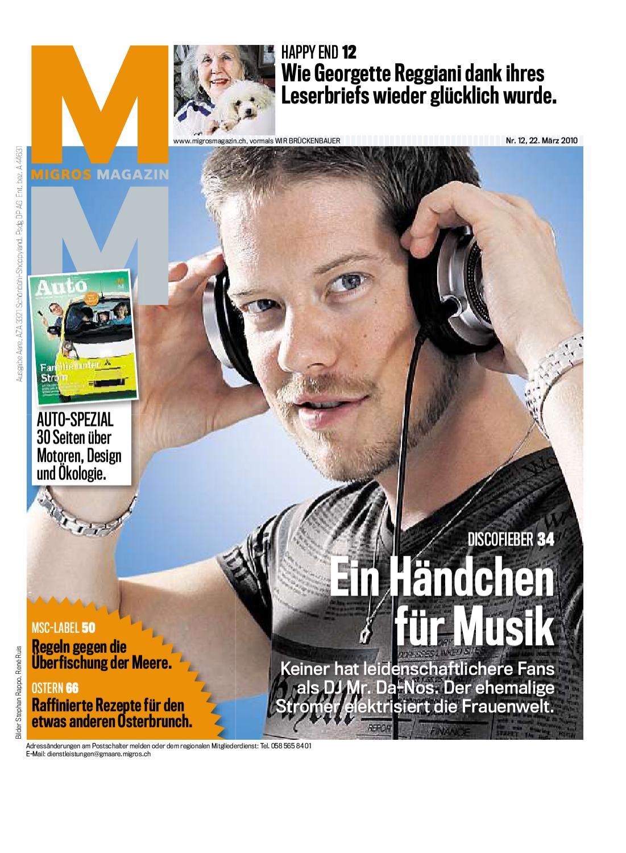 migros magazin 12 2010 d aa by migros-genossenschafts-bund - issuu, Hause ideen