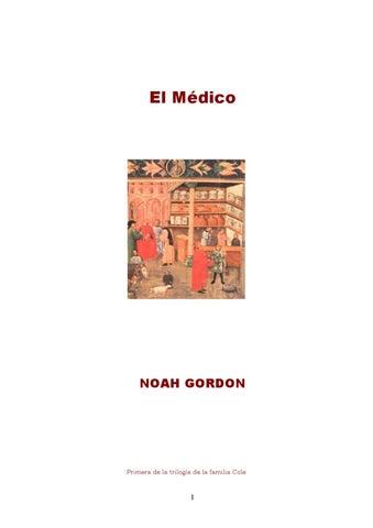 El Médico - Noah Gordon by Mauro Castellano - issuu