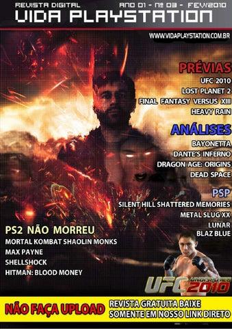Revista VidaPlaystation  03 by Thiago Costa - issuu 072ec36164