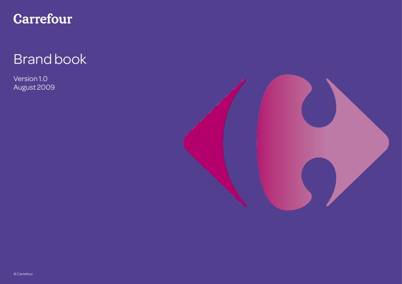 Carrefour Brand Book by LOGOBR - issuu
