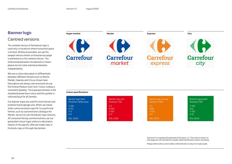 carrefour brand book by logobr issuu