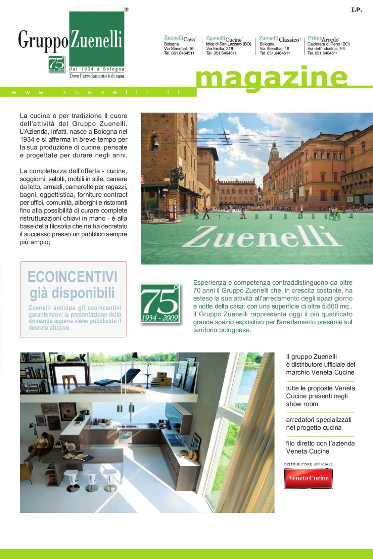 Zuenelli Cucine Componibili.Magazine Zuenelli Maggio By Gabriele Puggelli Issuu
