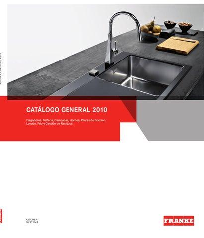 Franke Catalogo Generale 2010 by Remedia srl - issuu