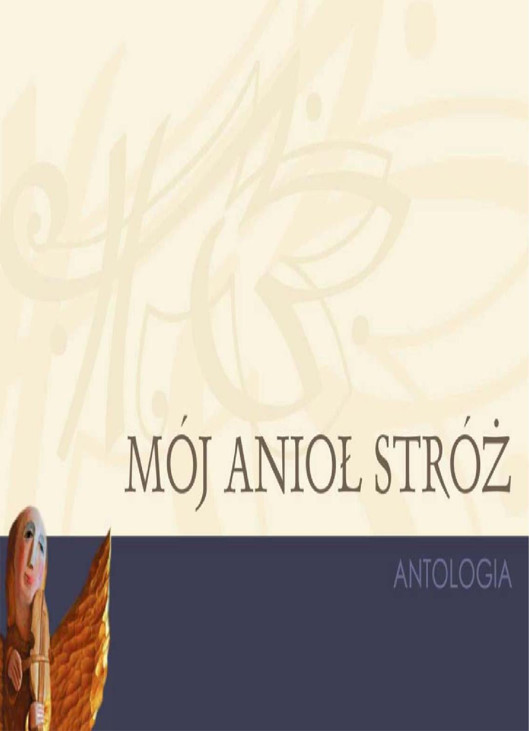 Mój Anioł Stróż Antologia By Granicepl Issuu