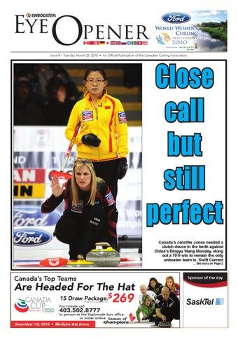 March 23 Eye Opener by Canadian Curling Association - issuu