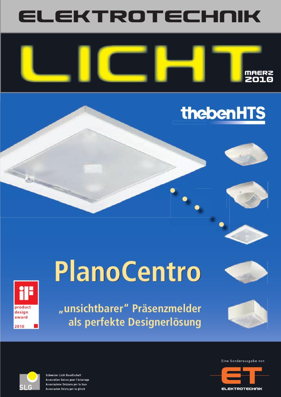 ET-Licht 2010/1 by Daniel Gugger - issuu