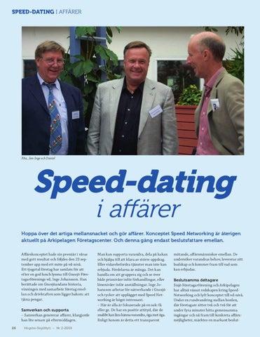 Speed-dating i vsternstaden - P4 Jnkping | Sveriges Radio