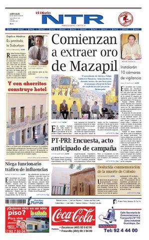 89c5bc1b2 El Diario NTR by NTR Medios de Comunicación - issuu