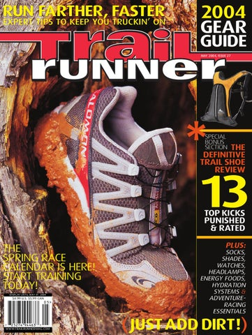 Trail Quent Williams by Runner Guide issuu 2004 Gear tCxhQsrd