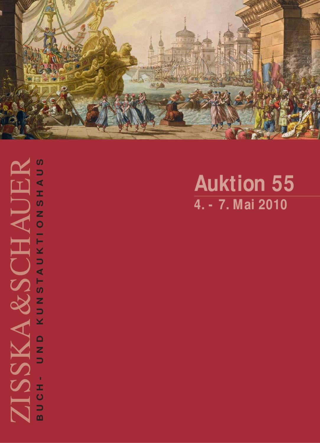 Zisska & Schauer Auktion 55/1 by Friedrich Zisska - issuu