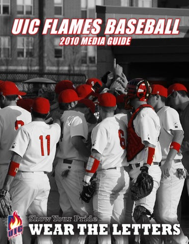 9d29efd302967 2010 UIC Baseball Media Guide by University of Illinois at Chicago ...