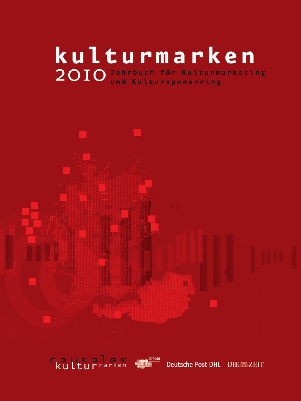 Jahrbuch Kulturmarken 2010 By Causales Gesellschaft Für
