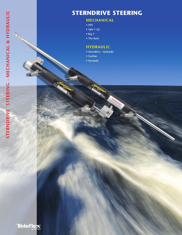 Sterndrive Steering by Anthea Webb - issuu