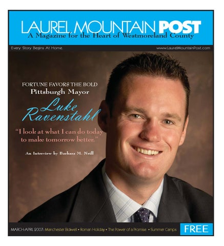 b1495e281 Laurel Mountain Post :: March-April 2007 by Laurel Mountain Post - issuu