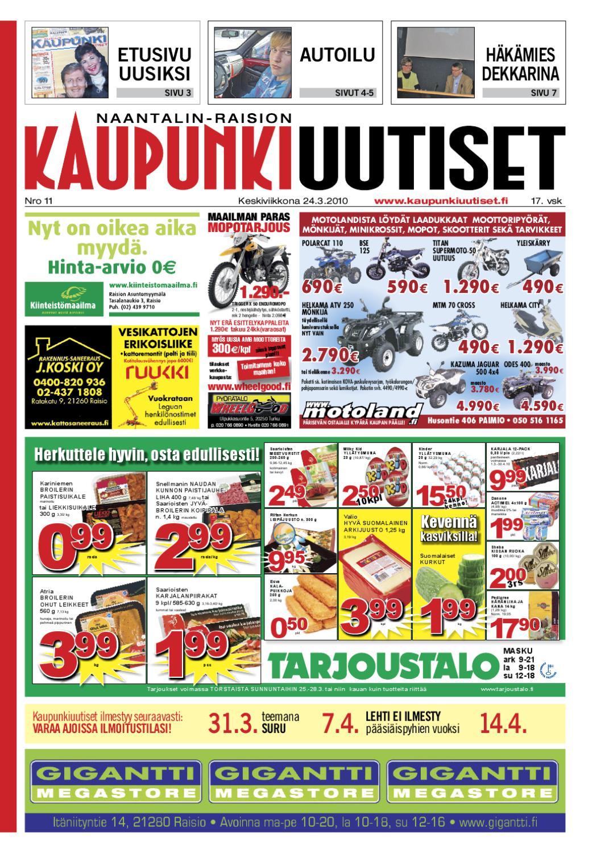 Kettu jolkotteli Rovaniemellä Maskuun ja koeistui 2700 euron sohvan