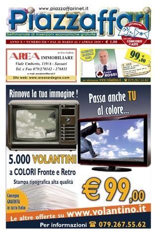 new arrivals f444e 946c9 Piazzaffari n° 526 del 26 marzo 2010 by Marco Cau - issuu