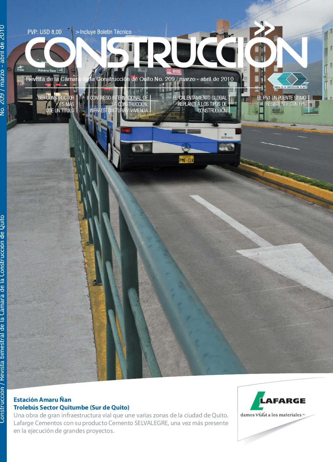 Construcción Revista CCQ by Gorky Bonifaz - issuu 56b1b42a0e