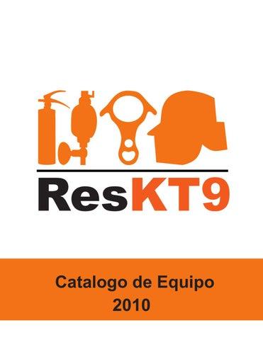 Catalogo de Equipo 2010 by amtum sc - issuu 480f135bfb0