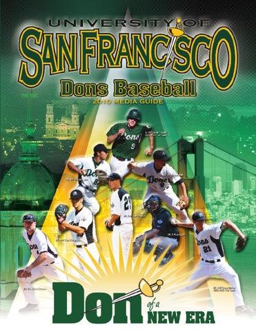 0da507f1ae45 2010 USF Baseball Media Guide by University of San Francisco ...