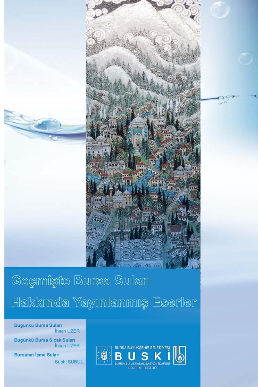 Gecmiste Bursa Sulari By Bilal Yildiz Issuu