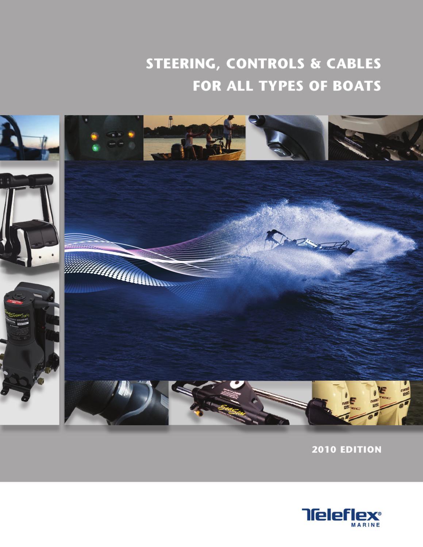 Teleflex SeaStar Fill and Vent Plug Kit HA-5450