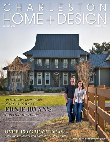 Charleston home design spring 2010 by charleston home for Charleston home design magazine