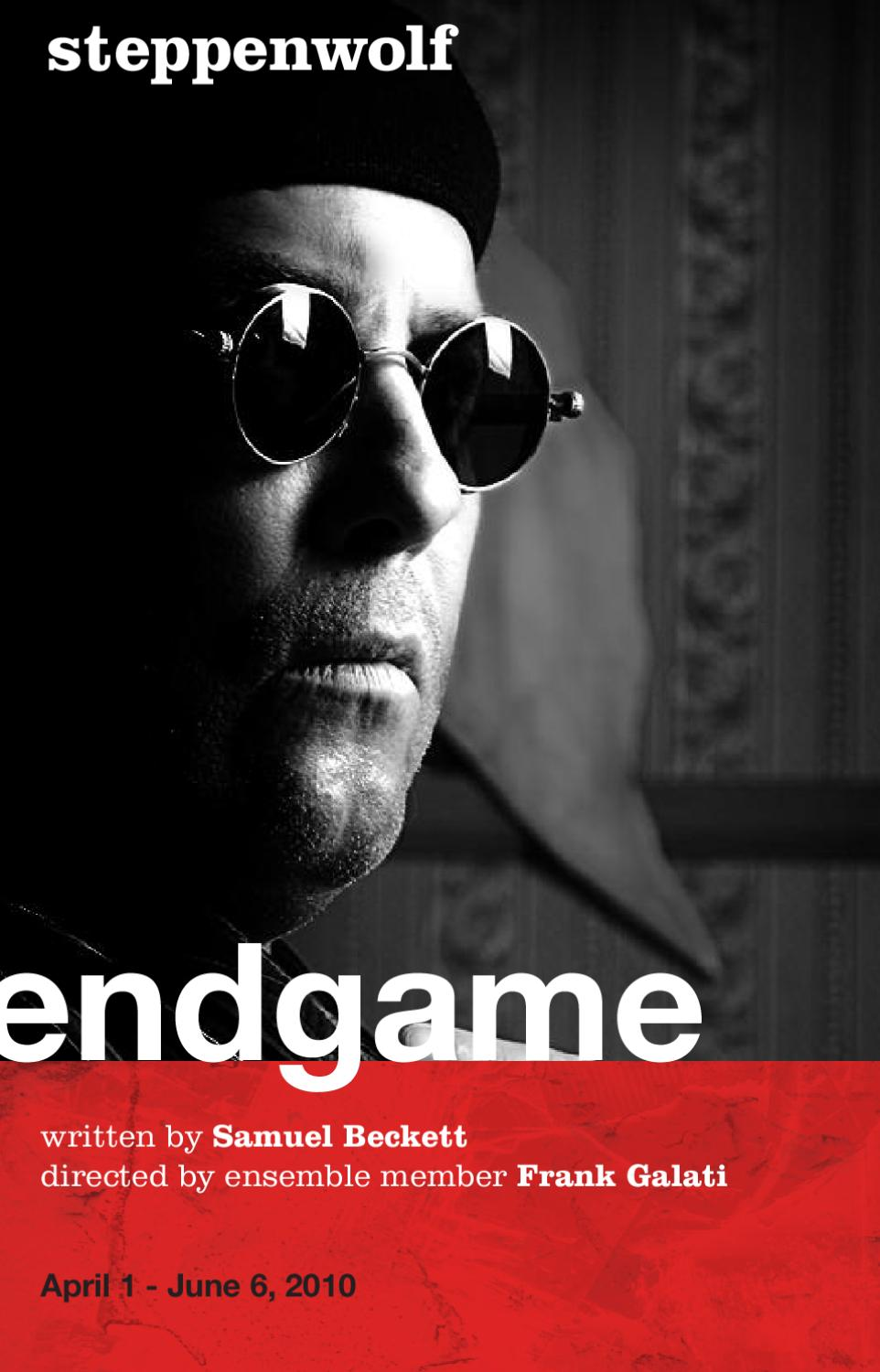 Steppenwolf Theatre Presents Endgame by Steppenwolf Theatre Company - issuu 91265dc8e