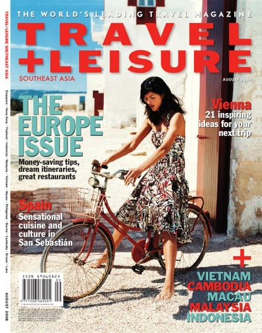 August 2008 by Travel + Leisure Southeast Asia - issuu d9cce60b0c