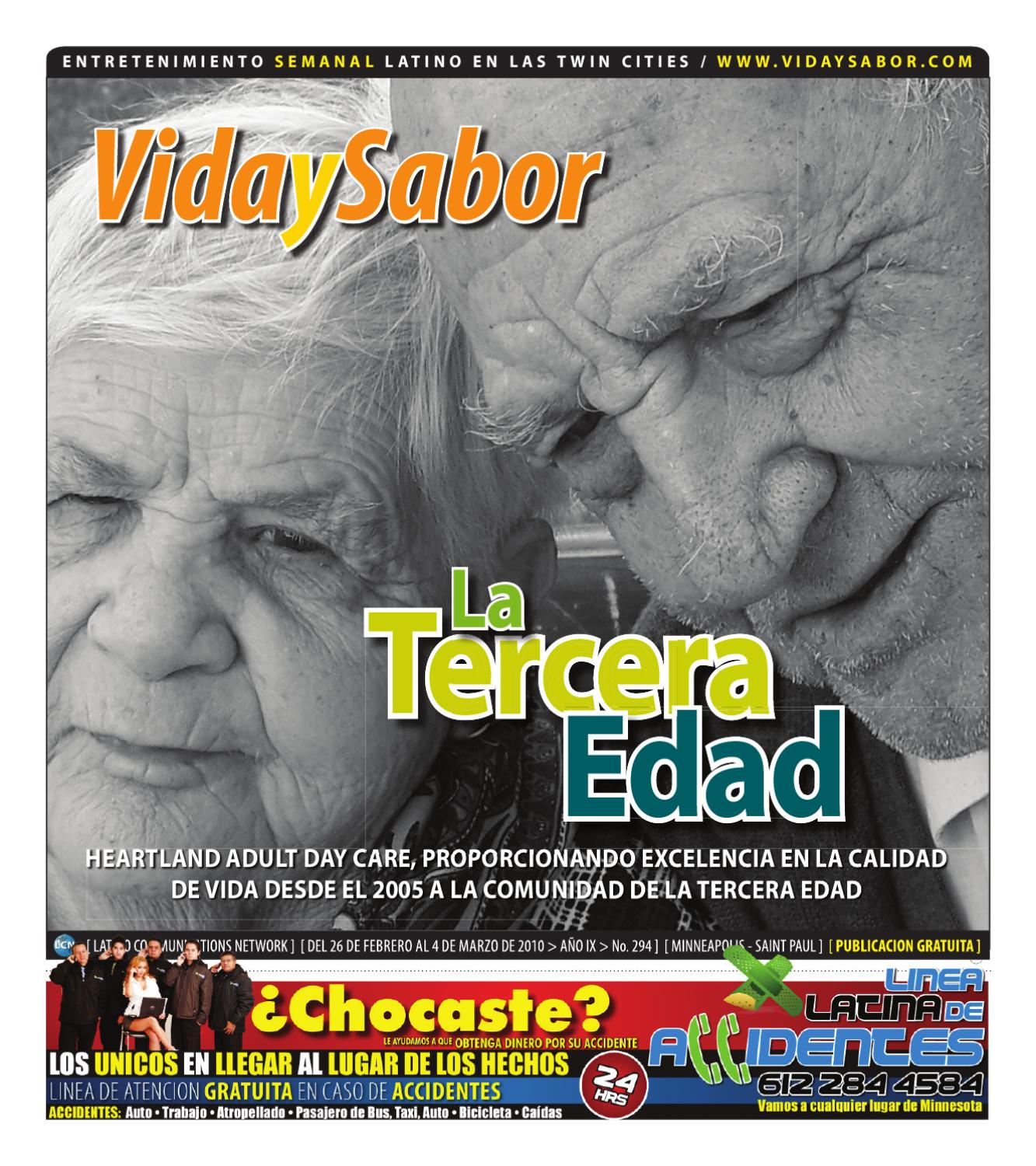 Vida y Sabor 294 by Latino Communications Network LLC - issuu